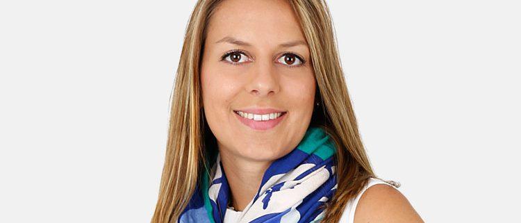 Das Büroteam Arlette Käss